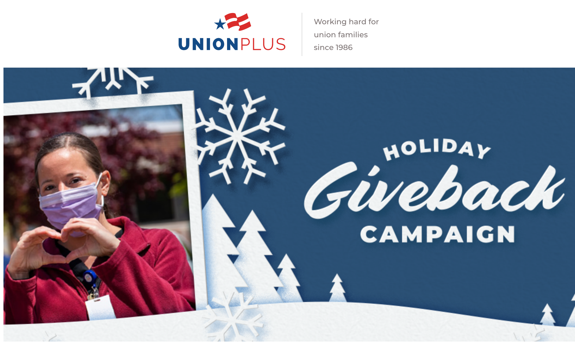 Members Selected During UnionPlus Holiday Giveback Included Two From TCU