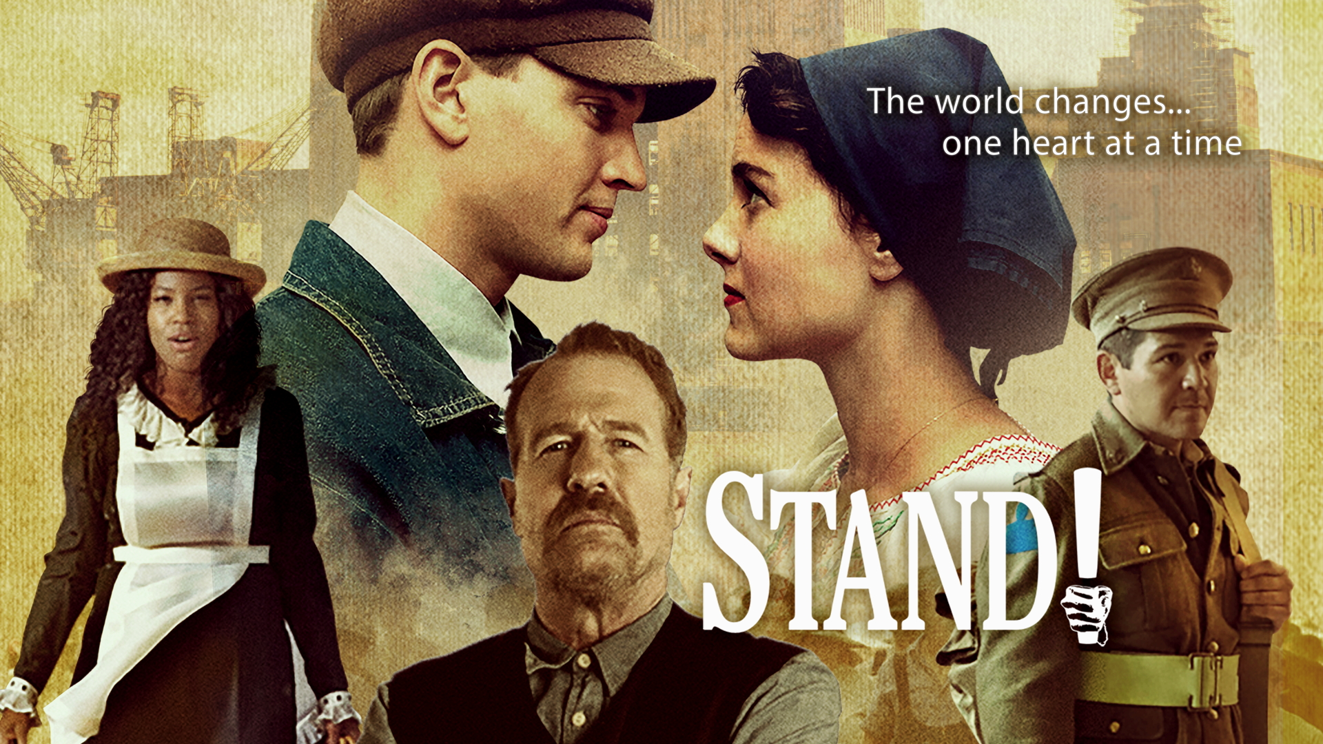 Watch the 'Stand!' Movie at a Special IAM Discount