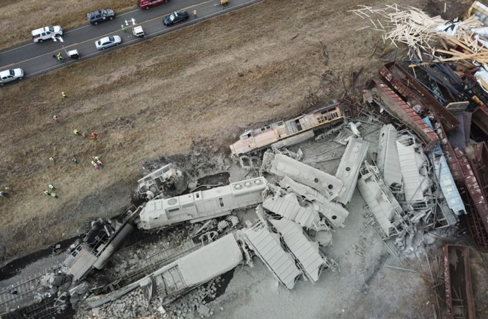 NTSB Blames Union Pacific for Fatal Wyoming Train Crash; Air brake Tests Could have Prevented Accident