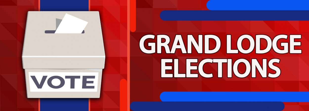 GRAND LODGE ELECTIONS