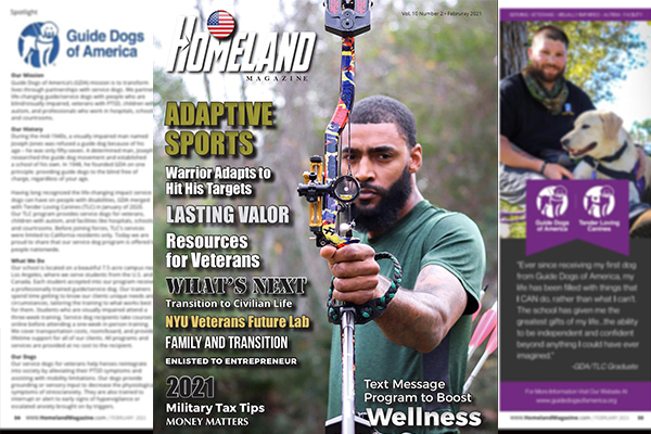 GDA/TLC Highlighted in Veteran Magazine