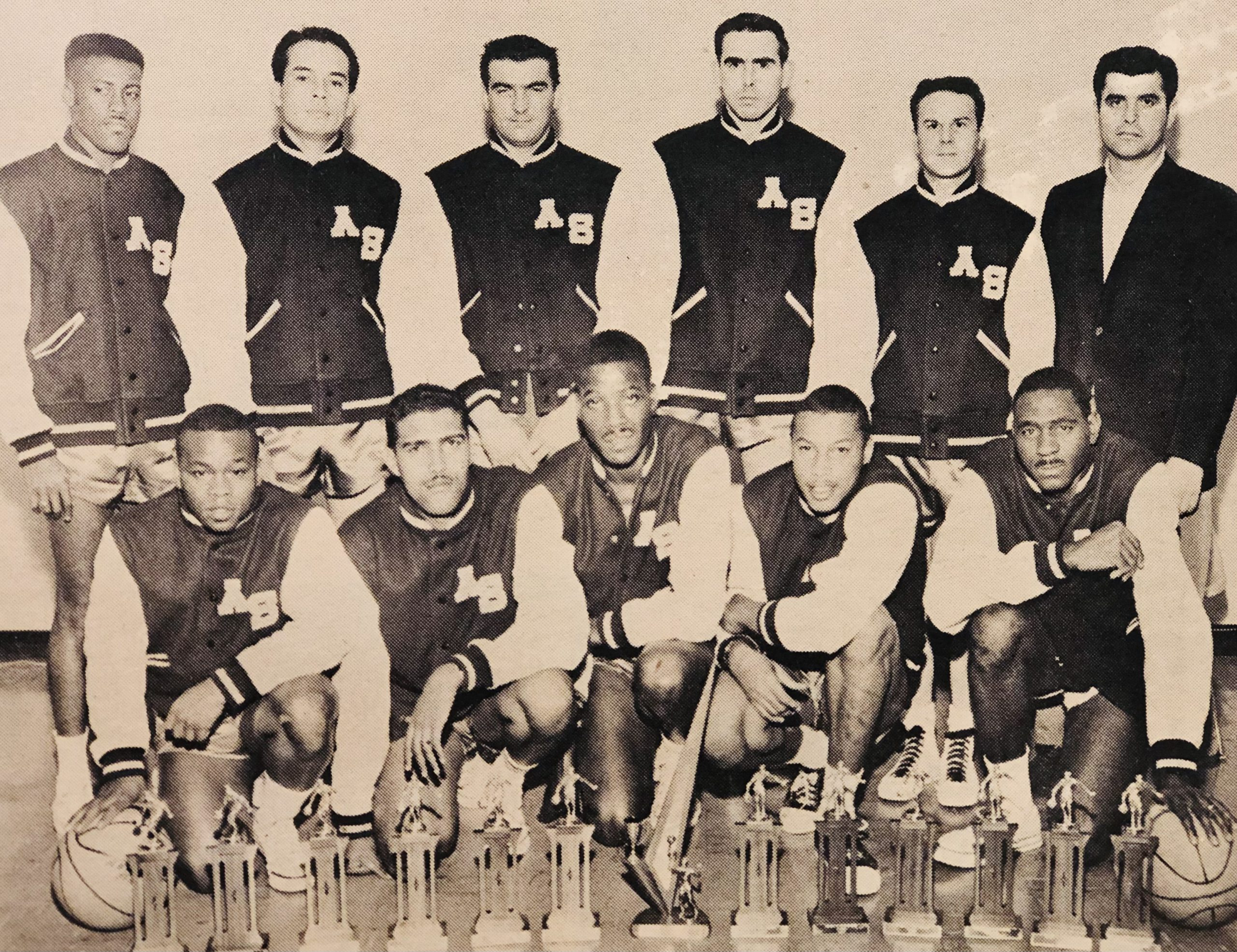 When the IAM Used Sports to Break Racial Barriers