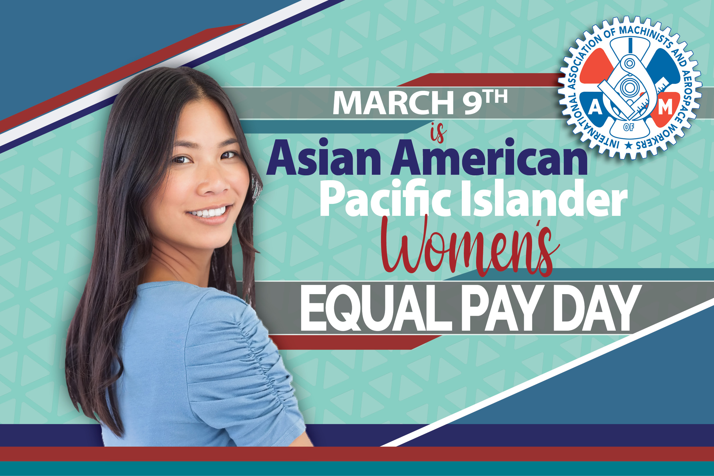 IAM Troubled by Income Inequality among Asian American Women