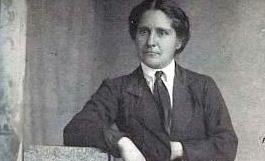 Juana Belén Gutiérrez Chavez (later de Mendoza)