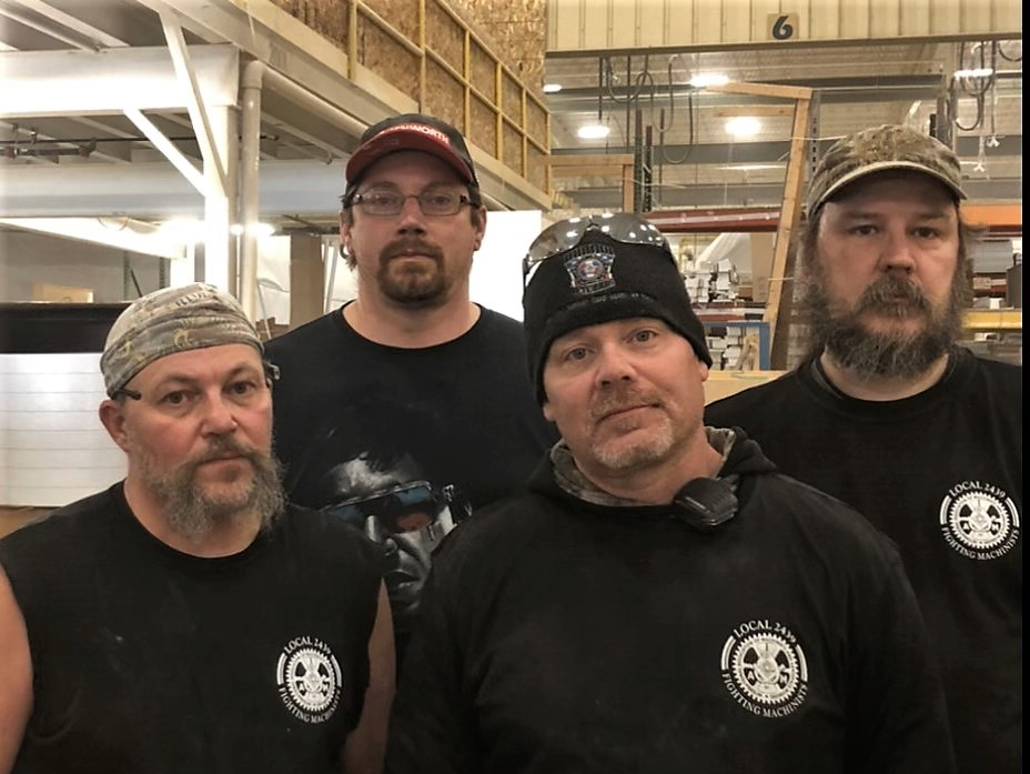 Pennsylvania Local 2439 Members Ratify Strong Contract at TCC Pennwest Homes