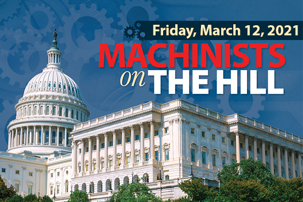 Saving IAM Jobs — Historic Labor Reform Passes House — IAM Bolsters Support for F-35