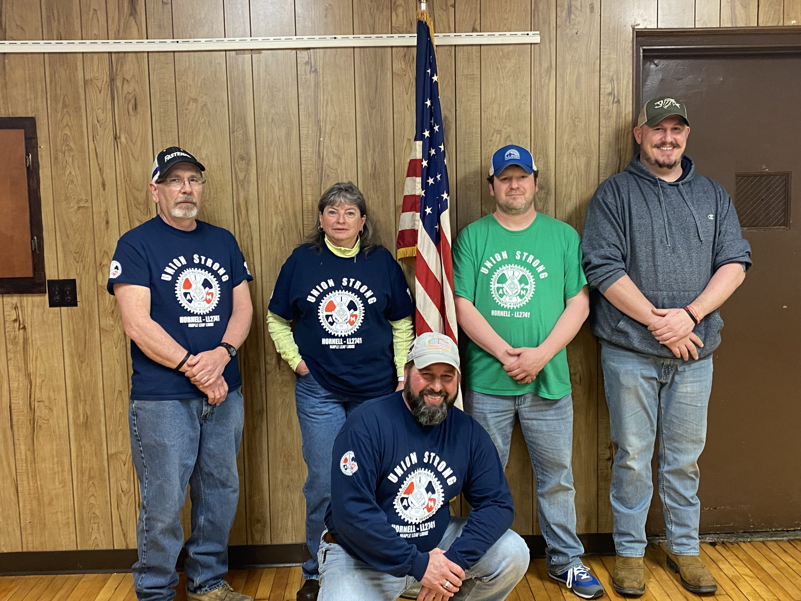 IAM Local 2741 Members Ratify Contract at Alstom Transportation