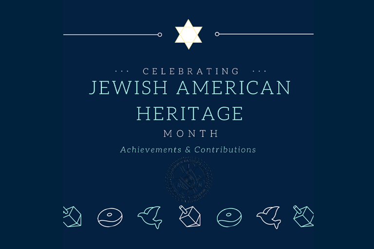 Solidarity During Jewish American Heritage Month and Beyond