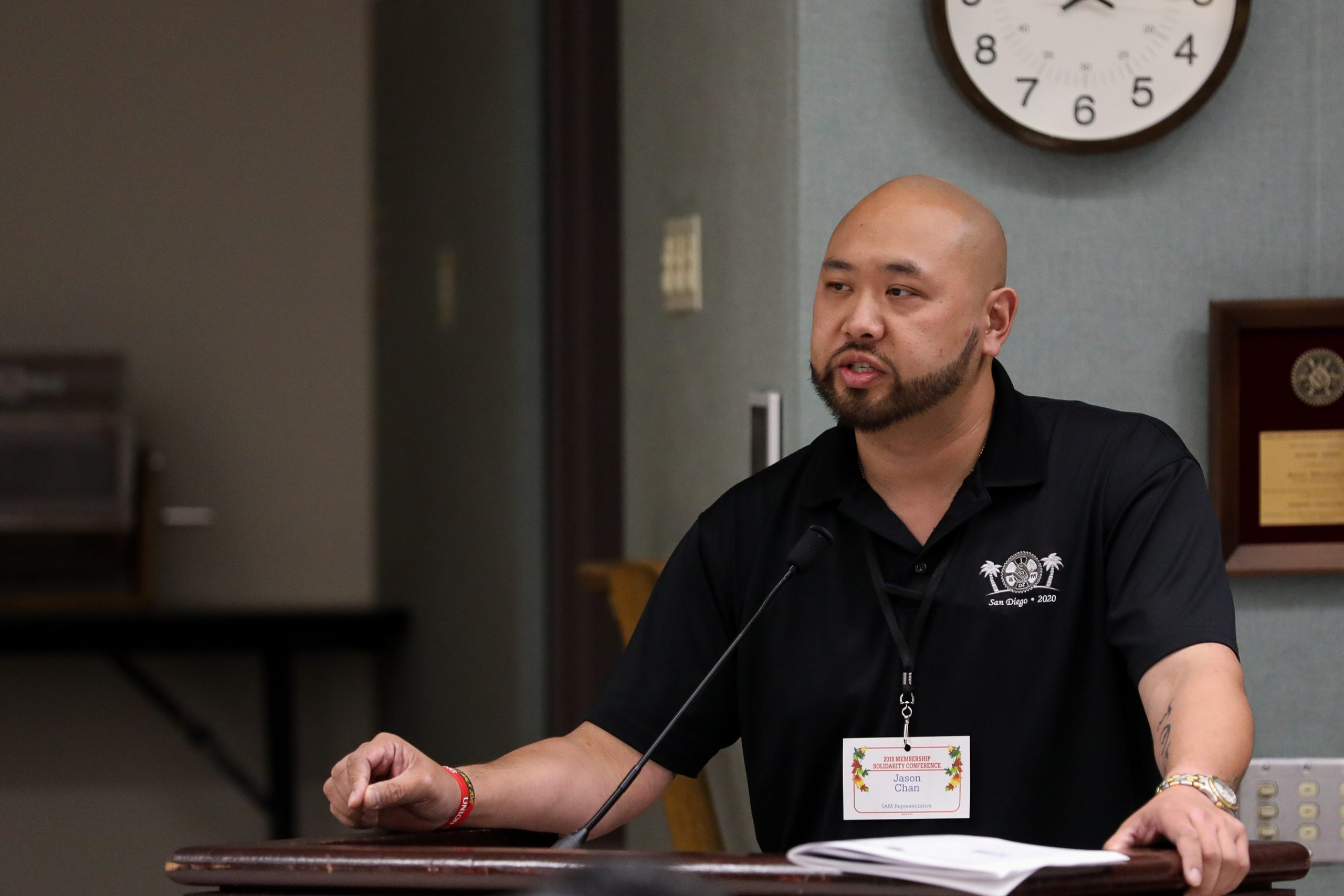 IAM District 751's Jason Chan Recognized as Influential AAPI Labor Leader