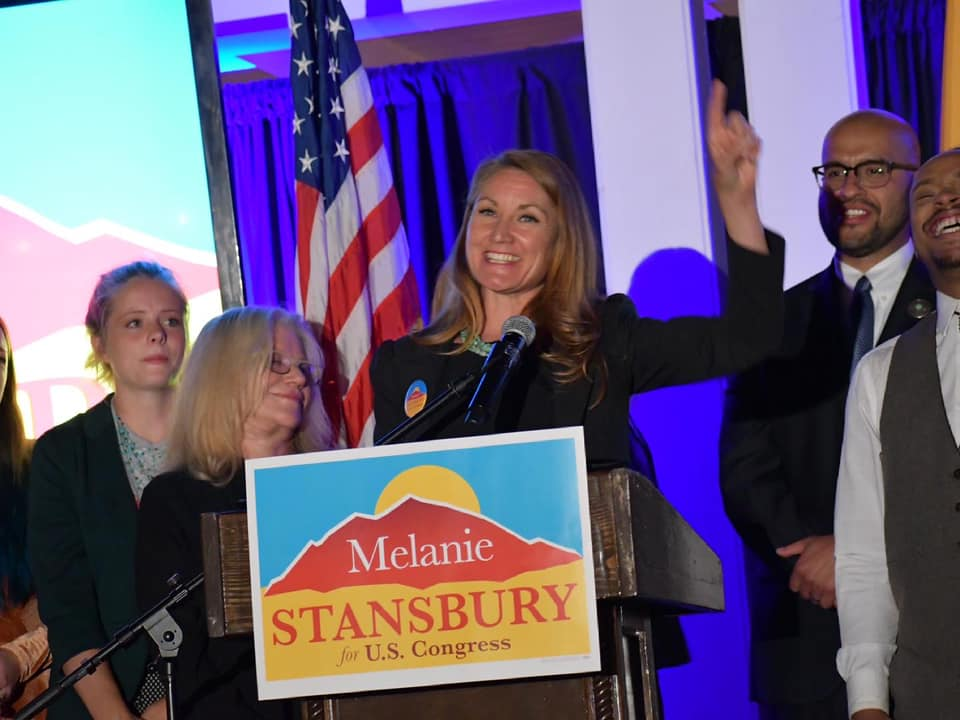 Machinists Help Pro-Worker U.S. House Candidate Melanie Stansbury Win in New Mexico
