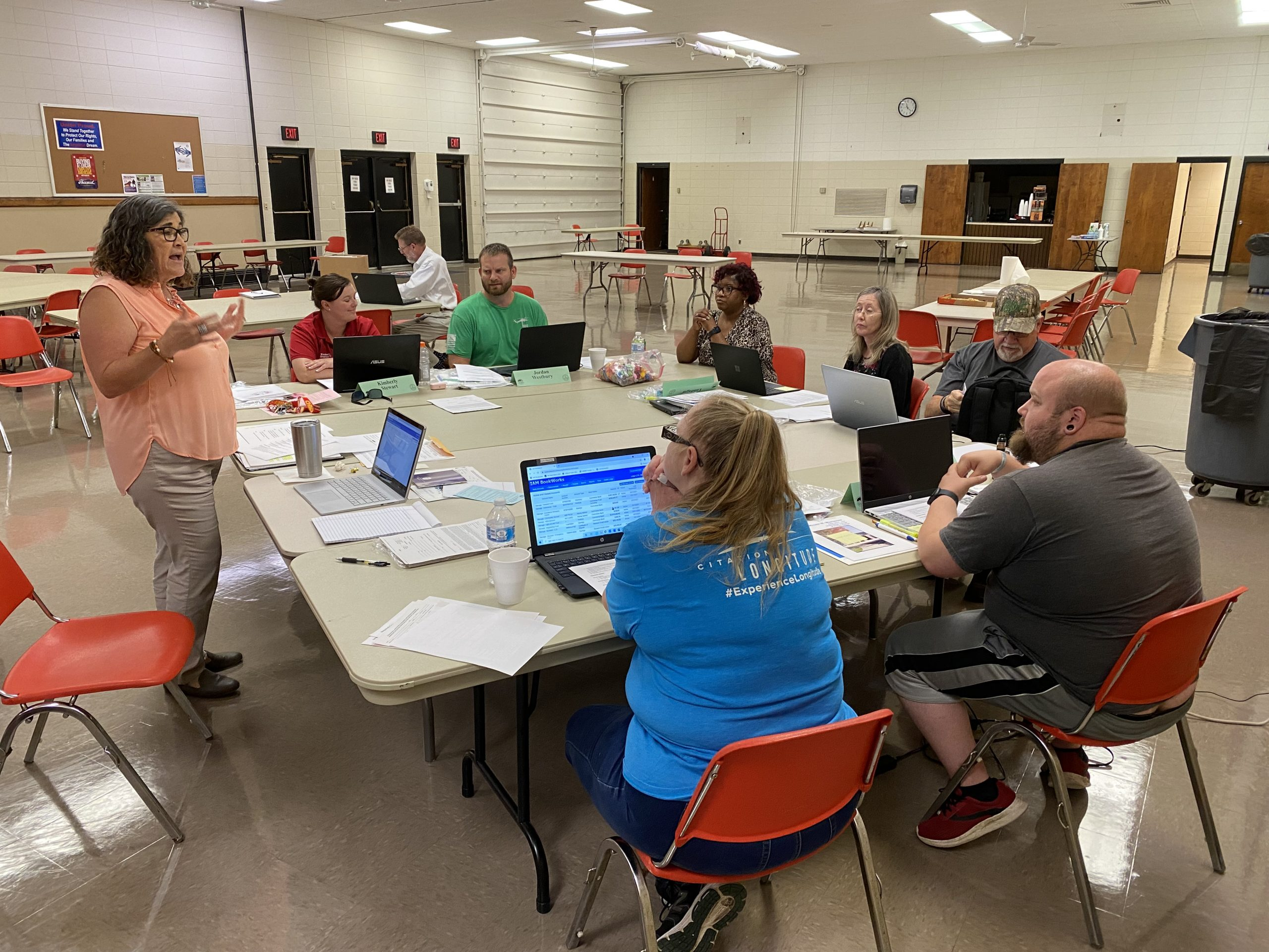 Winpisinger Center Field Training at District 70 Shows Critical Role of Local Lodge Leaders