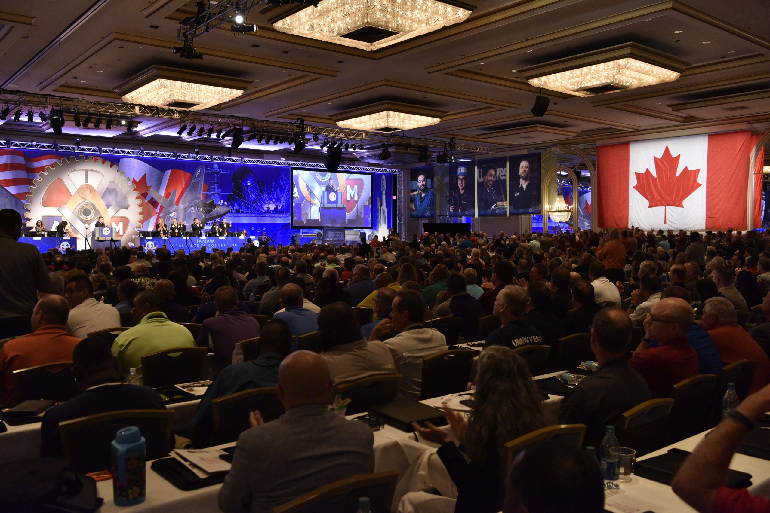 Machinists Union Postpones 40th Grand Lodge Convention to 2022