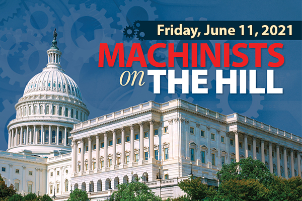 Machinists Create Law to Organize Library Employees — Machinists Help Pro-Worker U.S. House Candidate Win — Unions Endorse INVEST in America Act