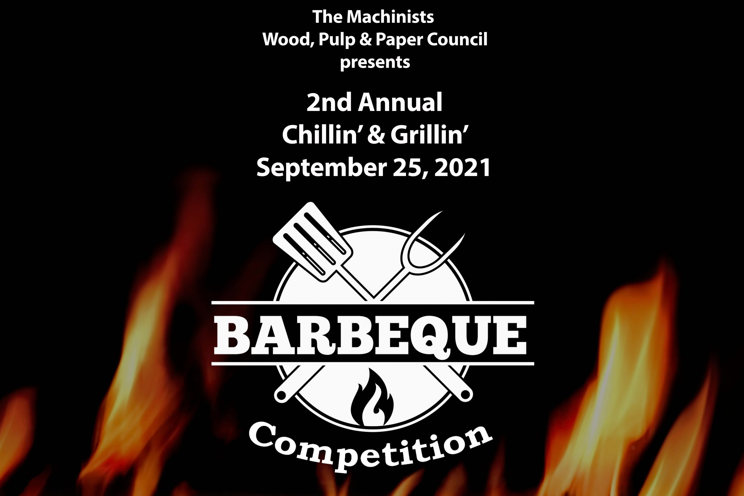 Machinists Wood, Pulp and Paper Council Holding 2nd Annual Virtual BBQ Competition