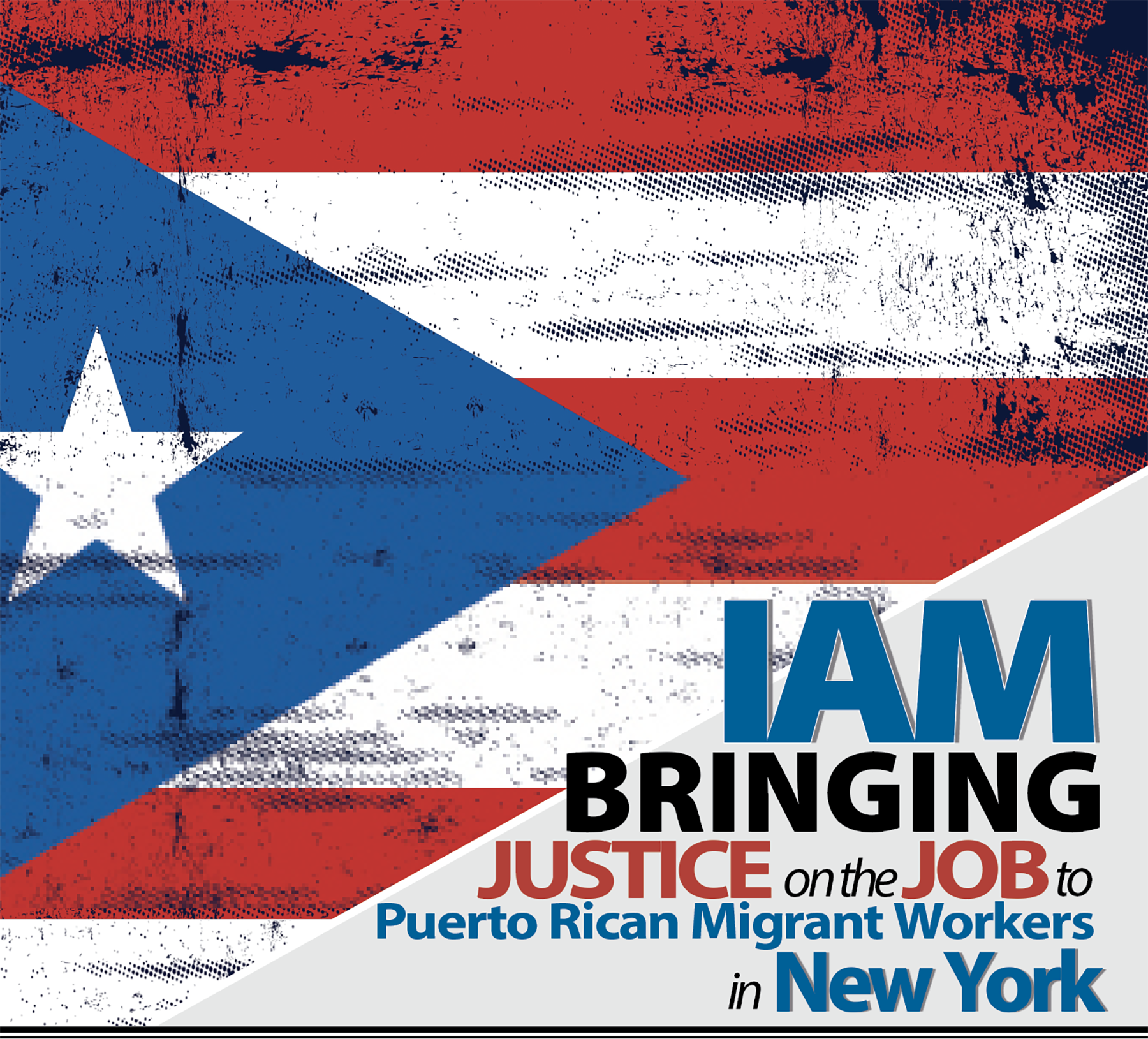 IAM Bringing Justice on the Job to Puerto Rican Migrant Workers in New York