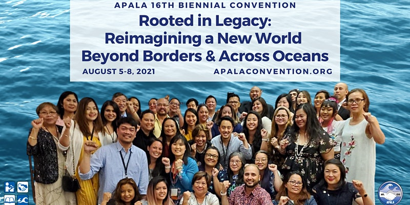 APALA to Host 16th Biennial Convention Virtually from Aug. 5-8