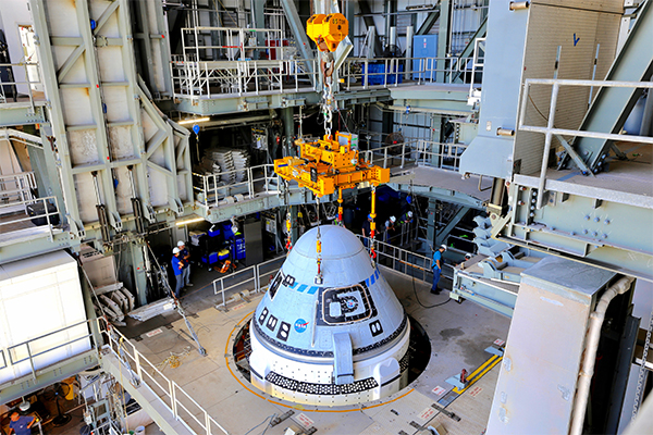 IAM Members Set to Launch ULA Atlas V Rocket and Boeing Starliner Spacecraft