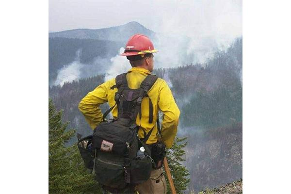Heroic NFFE-IAM Wildland Firefighters on Front Lines as Fire Season Heats Up
