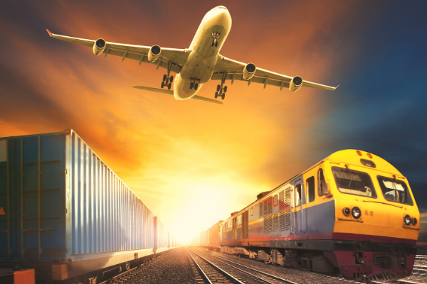 Bipartisan Infrastructure Bill Provides Rail and Airport Improvements