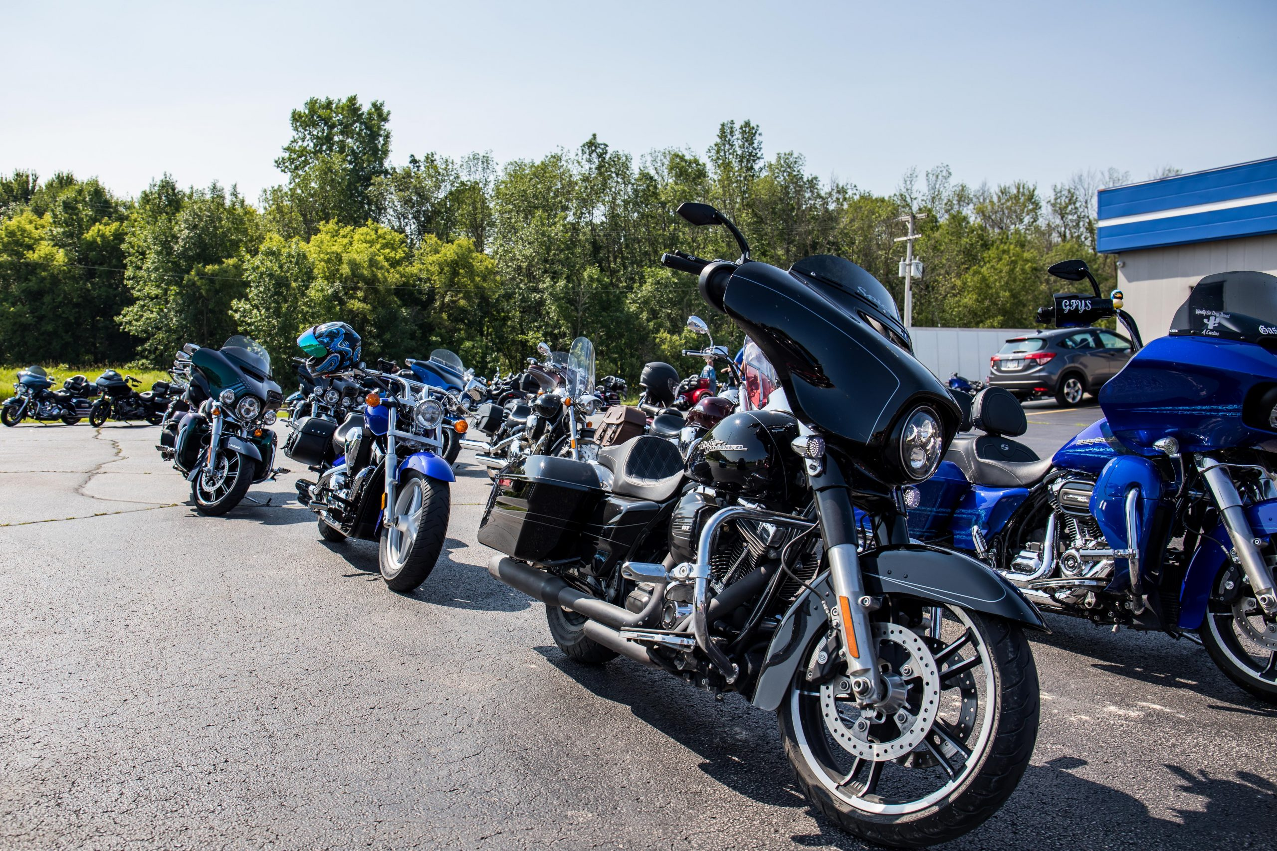 IAM Midwest Territory's 'Rides for Guides' Raises Over $11.5K for Guide Dogs of America