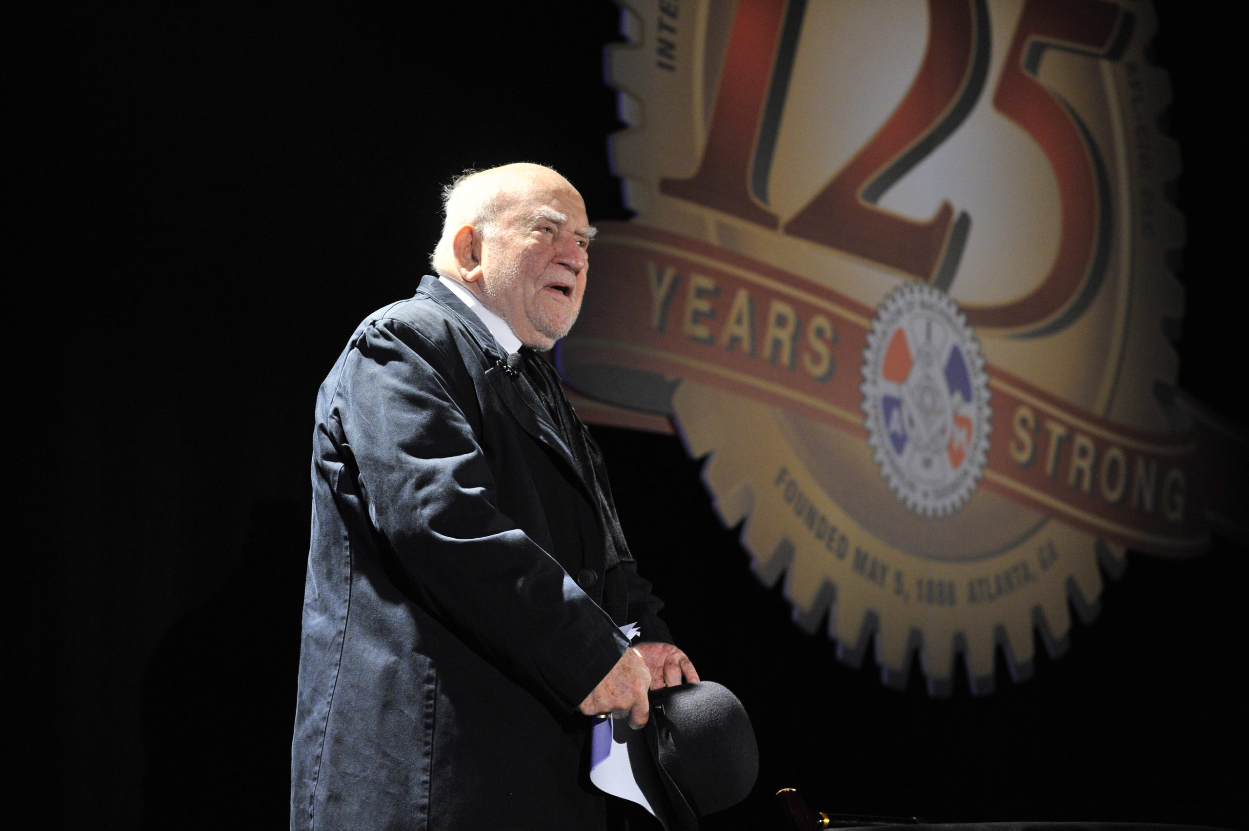 Machinists Union Mourns Loss of Honorary IAM Member, Friend of Labor Ed Asner