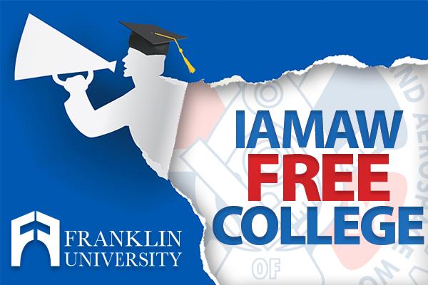 IAM Free College Program Expands