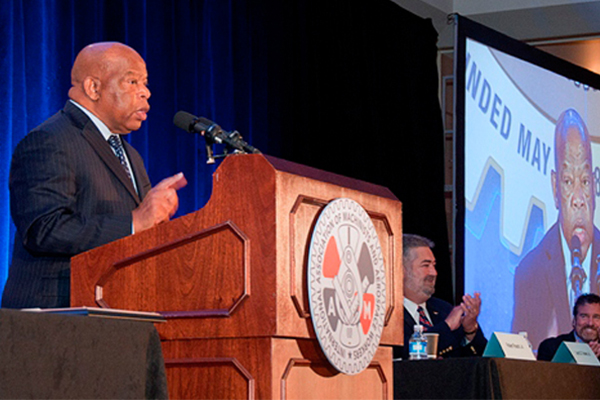 Machinists Union Applauds Passage of the John R. Lewis Voting Rights Act