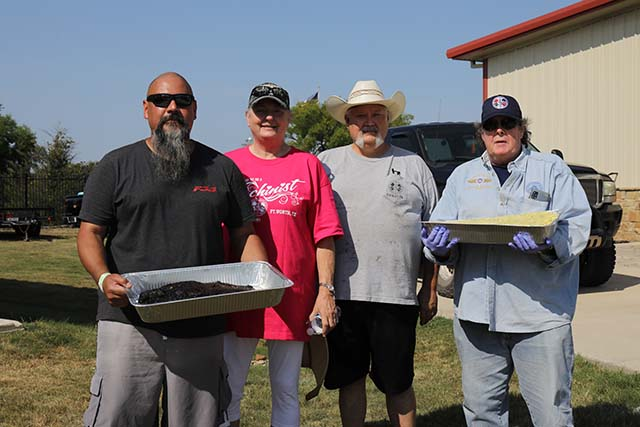 IAM District 776 Serves Up Savory Southern BBQ on Labor Day