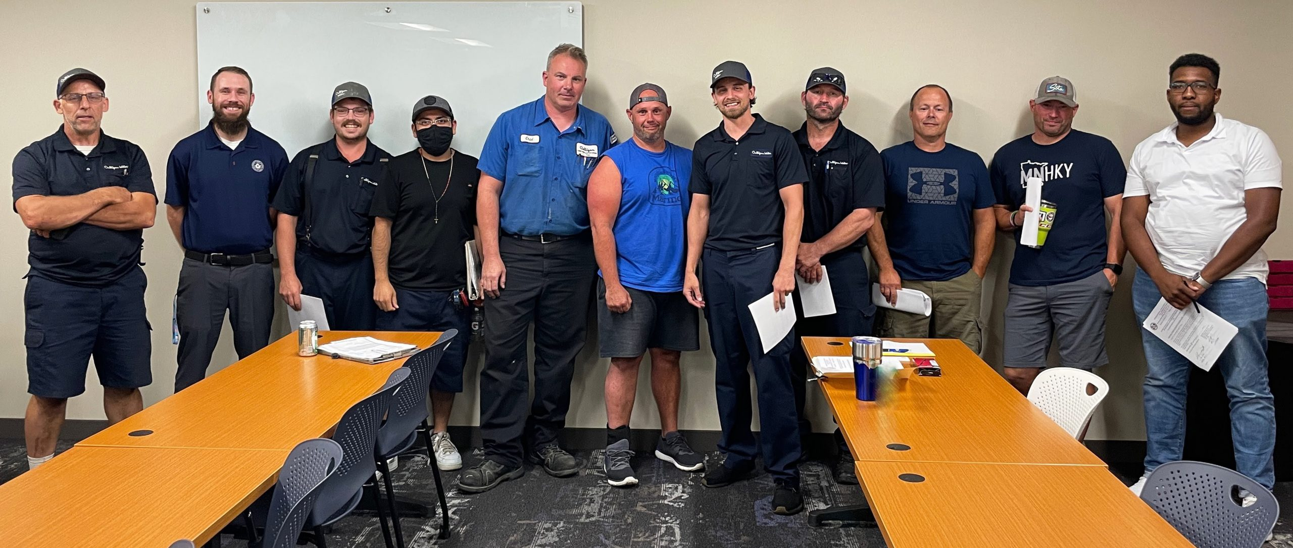 Minneapolis Local 459 Eliminates Two-Tier Pay Scale at Culligan