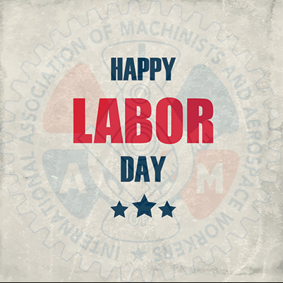 Labor Day Message from Eastern Territory GVP Brian Bryant