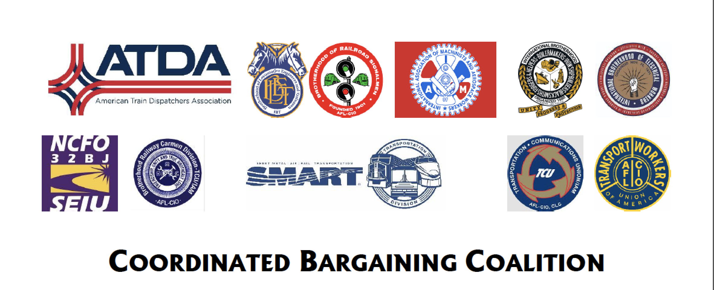 Statement on National Negotiations by the Coordinated Bargaining Coalition