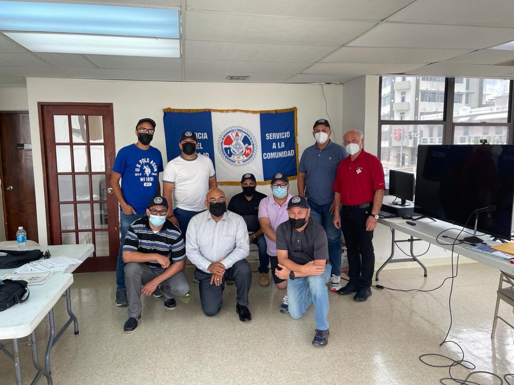 El Comité del IAM Local 2275 de Puerto Rico se Prepara para Negociaciones Contractuales con PepsiCo Caribbean