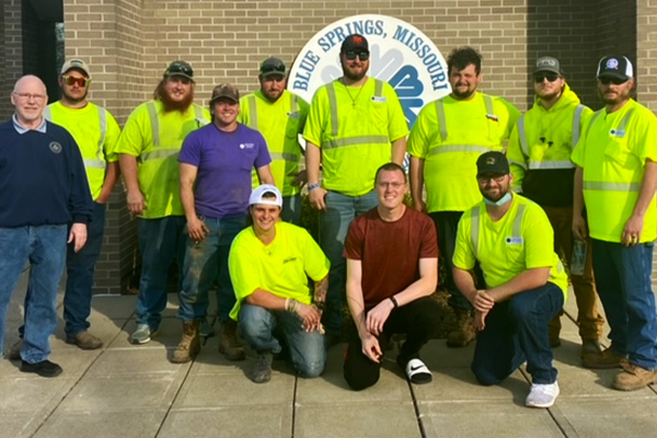 A Strong First Contract for Missouri Local 778 Public Works Employees