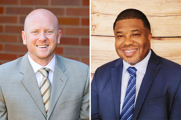 Hemming, Williams Appointed Western Territory Special Representatives