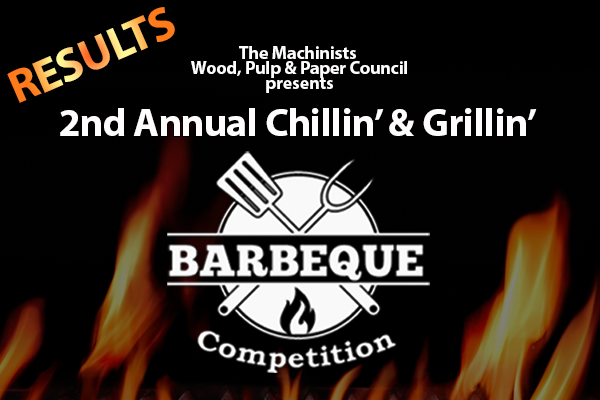 IAM's Wood, Pulp and Paper Council Virtual BBQ Raises $26K for Guide Dogs