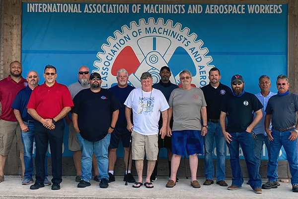 Machinists Union Members at United Launch Alliance Get Ready for the Bargaining Table